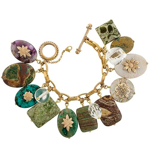 Stephen Dweck Charm Bracelet