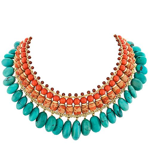 Stephen Dweck Cleopatra Necklace