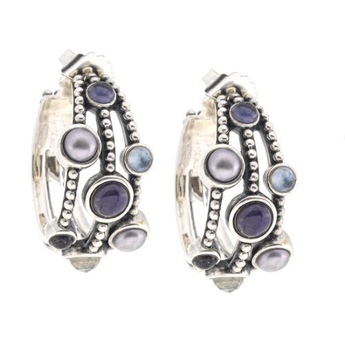 Stephen Dweck Gemstone Earrings