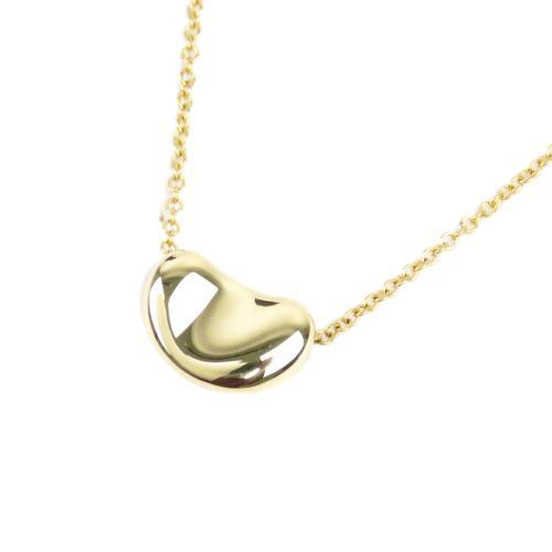 Tiffany & Co. Bean Pendant Necklace