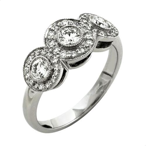 Tiffany & Co. Circlet Diamond Ring