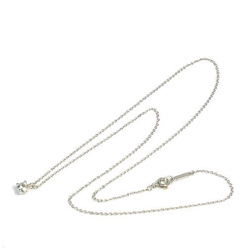 Tiffany & Co. Diamond Pendant Necklace