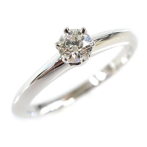 Tiffany & Co. Diamond Ring - Size 8
