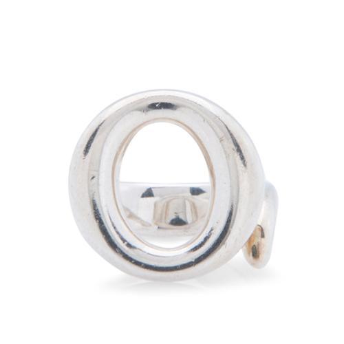 Tiffany & Co. Elsa Peretti Sterling Silver Sevillana Ring - Size 6 - FINAL SALE