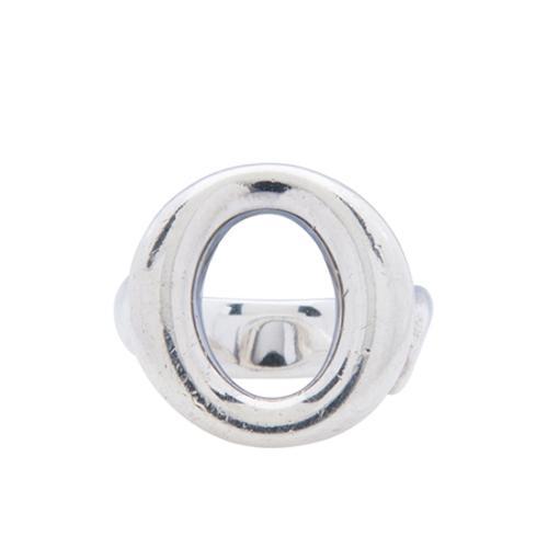 Tiffany & Co. Elsa Peretti Sterling Silver Sevillana Ring - Size 7