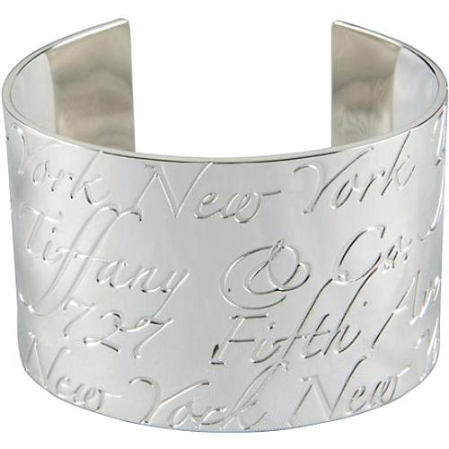 a8dfc596bf135 Tiffany & Co. 'Notes' Cuff Bracelet