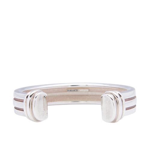 Tiffany & Co. Sterling Silver Atlas Groove Cuff