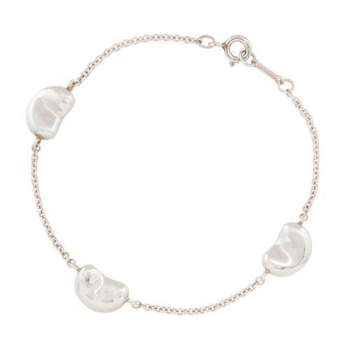 Sterling Silver Elsa Peretti 3 Bean Bracelet