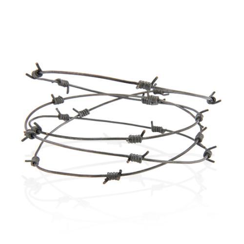 Tom Binns Barbed Wire Bracelet