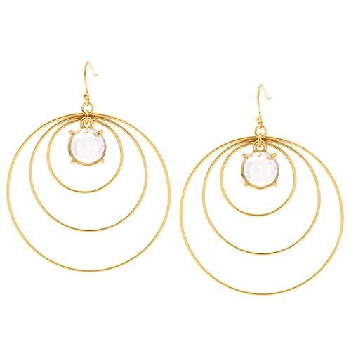 Trina Turk Swirl Earring