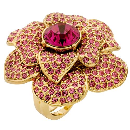 kate spade Damask Flower Ring