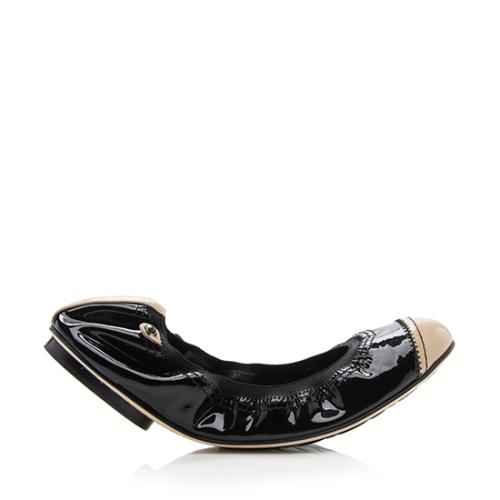 d79030b5a5b Chanel-Patent-Leather-Stretch-Cap-Toe-Ballet-Flats--Size-9 -39 89152 right side large 0.jpg