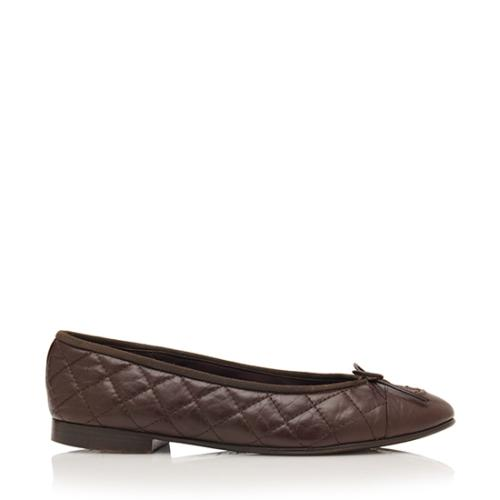 5bc1ef1254b Chanel-Quilted-Cap-Toe-Ballet-Flats--Size-8-38 80097 right side large 0.jpg