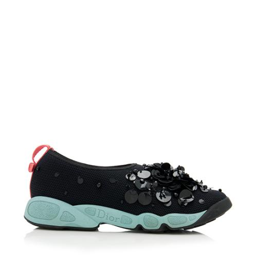 Dior Fusion Sneakers - Size 8 / 38 - FINAL SALE