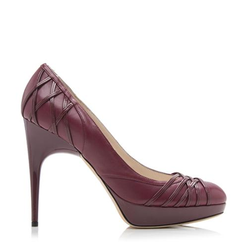Dior Leather Karenine Pumps - Size 9 / 39