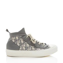 Dior Oblique Walk'N'Dior Sneakers - Size 10 / 40
