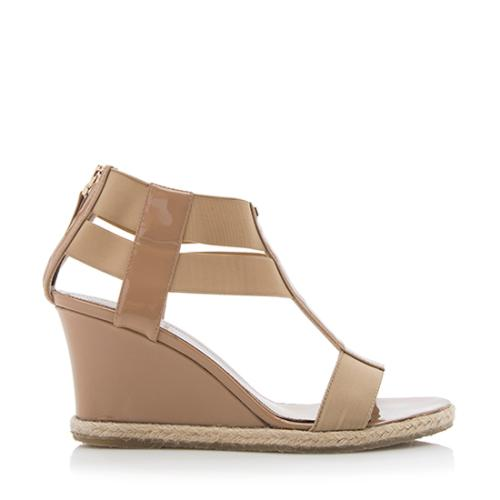 Fendi Patent T-Strap Wedges cheap sale 2015 new cheap best store to get original cheap online how much sale online In1gc6Z