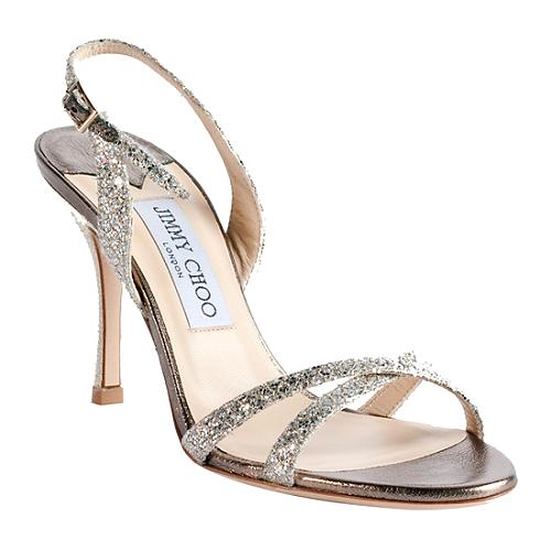ccc8d312490 Jimmy Choo 'India' Sandal Shoes - Size 6 / 36