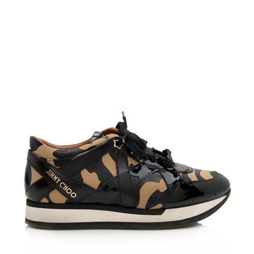 Jimmy Choo London Sneakers - Size 8.5 / 38.5