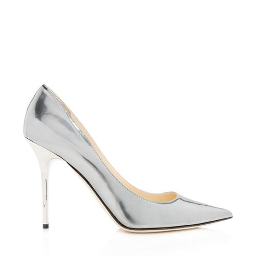 Jimmy Choo Patent Leather Anouk Pumps - Size 9.5 / 39.5