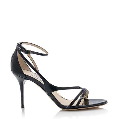 67ca5e5aced52a Jimmy-Choo-Patent-Leather-Valdez-Strappy-Sandals --Size-10-40 75382 right side large 1.jpg