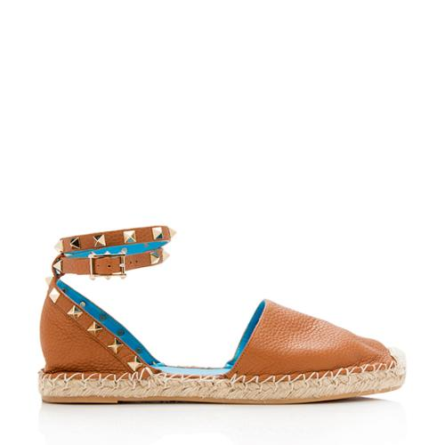 20b608b8640e Valentino-Leather-Rockstud-Espadrilles--Size-8 -38 98608 right side large 0.jpg