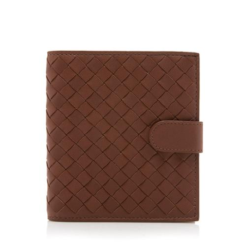 Bottega Veneta Intrecciato Nappa French Wallet
