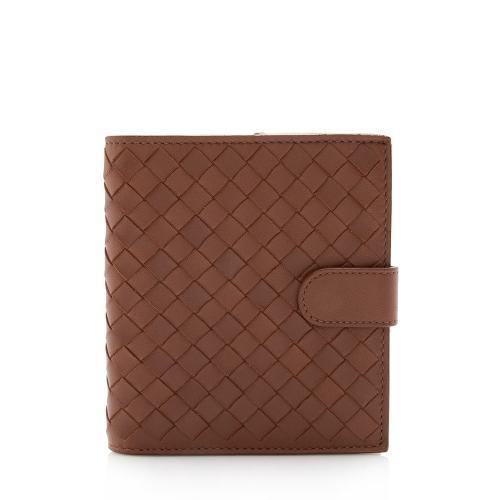 Bottega Veneta Intrecciato Nappa French Wallet