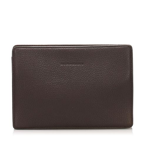 Burberry Leather Pouch