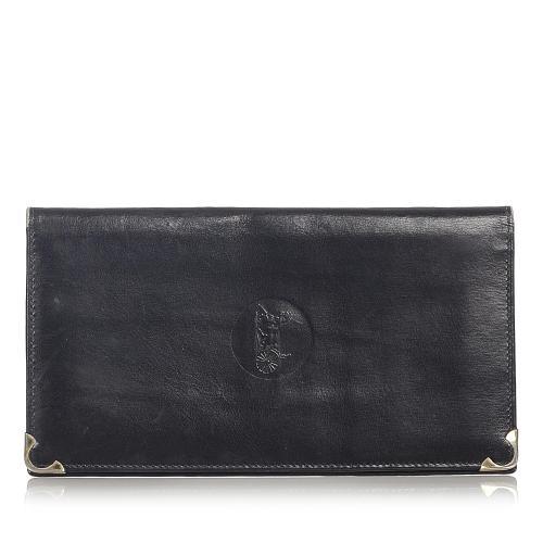 Celine Leather Wallet