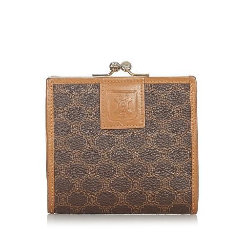 Celine Macadam Tri-fold Wallet