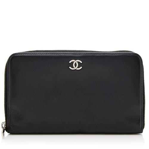 Chanel Caviar Leather CC Organizer Wallet