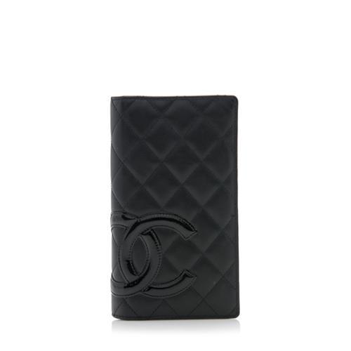 22b21adbf412 Chanel-Lambskin-Ligne-Cambon-Bi-Fold-Wallet_85094_front_large_0.jpg