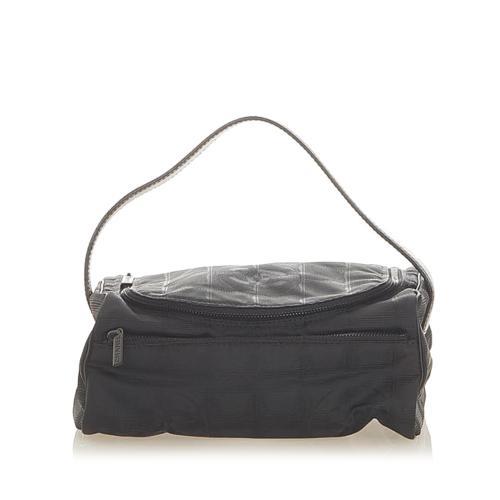 Chanel New Travel Line Nylon Vanity Bag