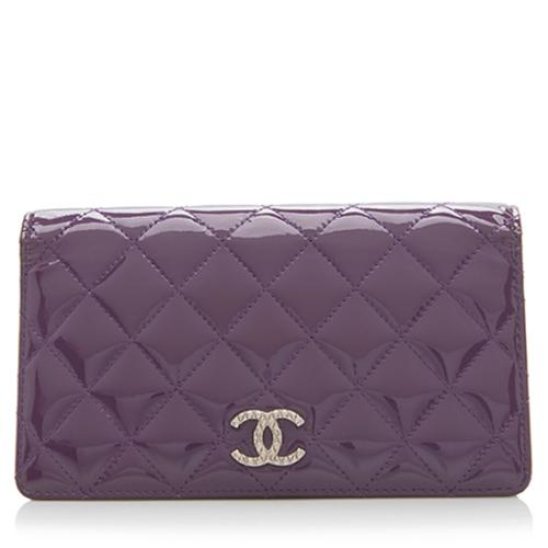 09fec36316f3 Chanel-Quilted-Patent-Leather-CC-Yen-Wallet_89766_front_large_0.jpg