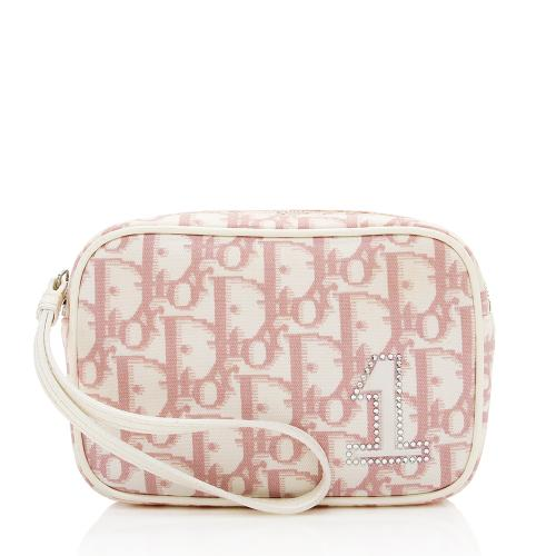 Dior Oblique Trotter 1 Cosmetic Pouch