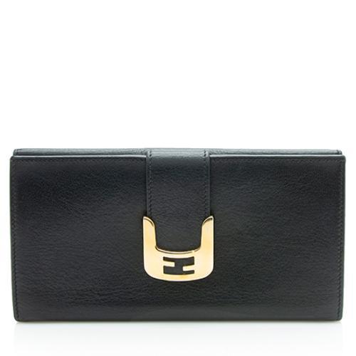 Fendi Leather Wallet