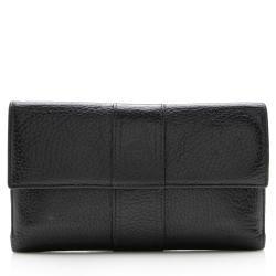 Fendi Vintage Leather Embossed Wallet