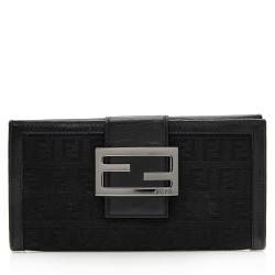 Fendi Zucchino Wallet