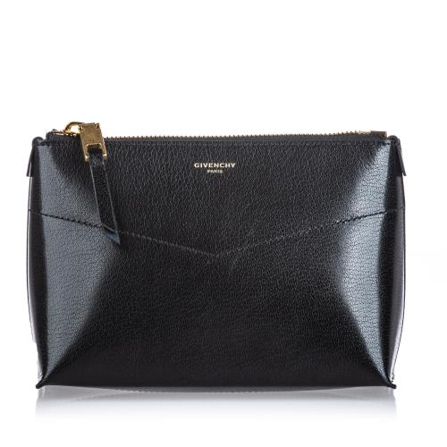 Givenchy Leather Vanity Pouch