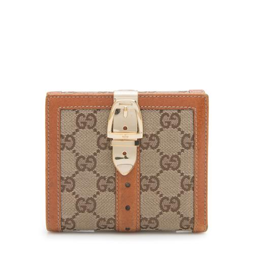c8990baab0f Gucci-GG-Canvas-Buckle-Wallet 99194 front large 0.jpg
