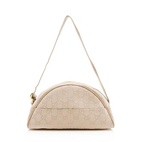 Gucci GG Canvas Pocket Pochette
