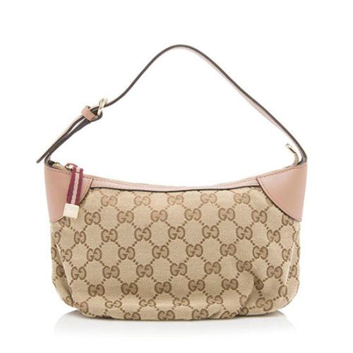 Gucci GG Canvas Princy Pochette