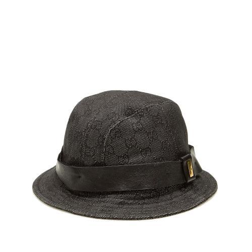 Gucci GG Denim Bucket Hat