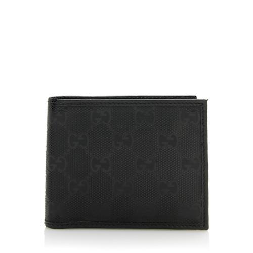 Gucci GG Imprime Bi-Fold Wallet