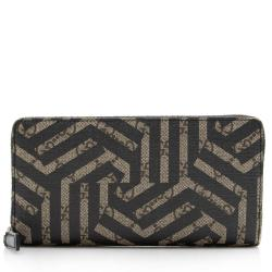 Gucci GG Supreme Caleido Zip Wallet