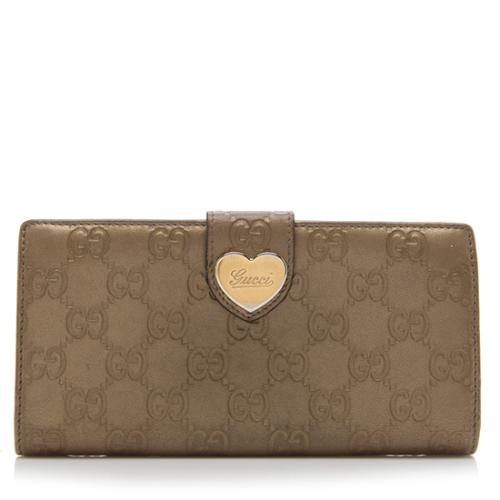 b3dc5a40a31 Gucci-Guccissima-Leather-Heart-International-Long -Wallet 88169 front large 0.jpg