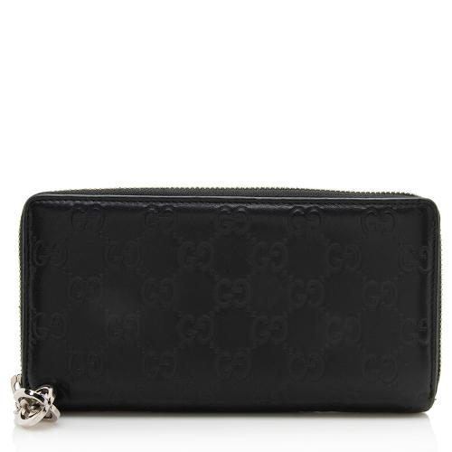 Gucci Guccissima Leather Twins Wallet