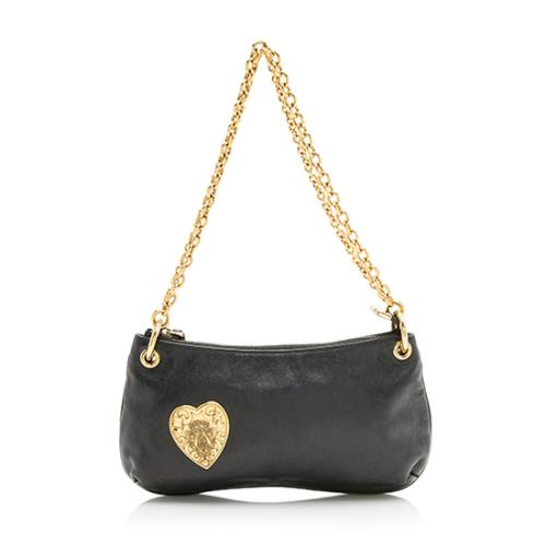 Gucci Leather Hysteria Pochette