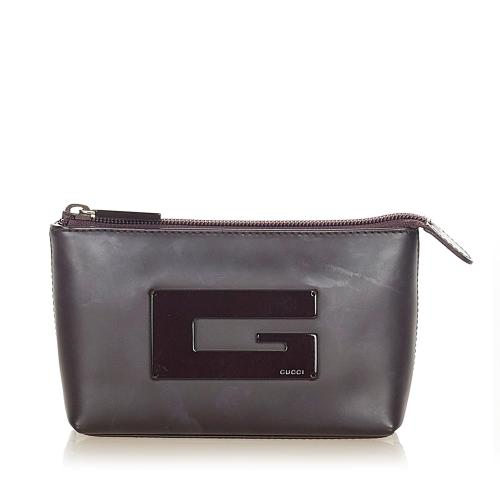 Gucci Leather Pouch